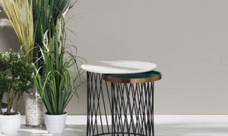 Commode and Side Tables